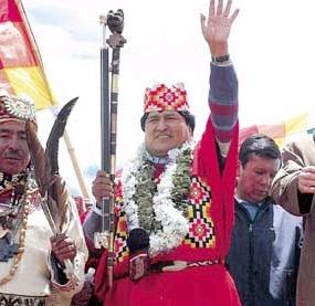Lider indígena