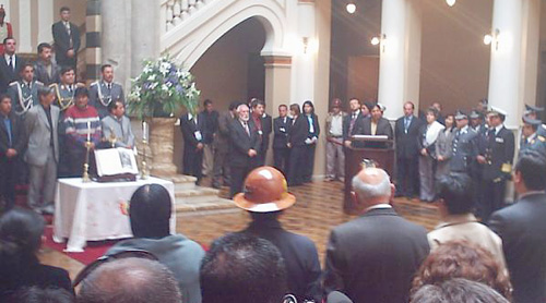 ministros 2006