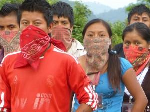 Zapatistas, Mexico