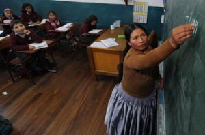 Aymara, quechua y guaraní