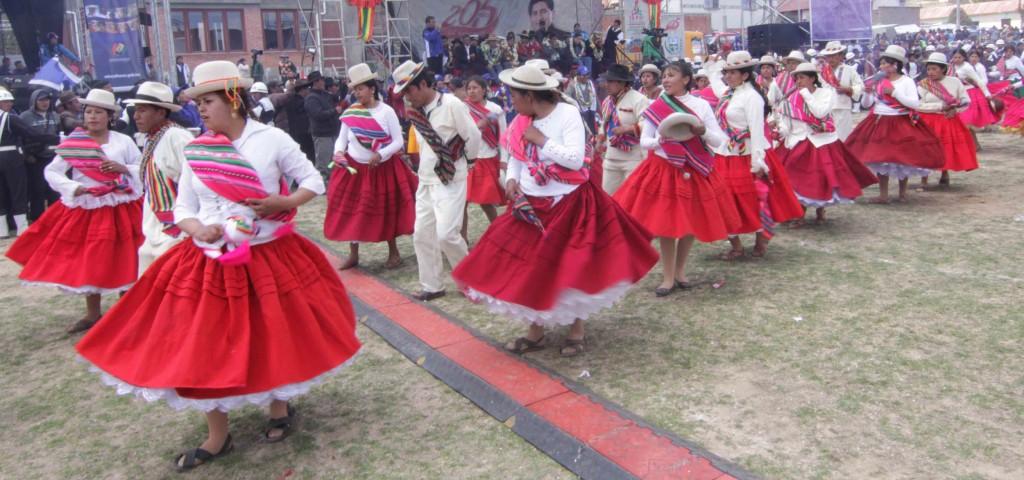 Festival Autóctono de Música y Danza