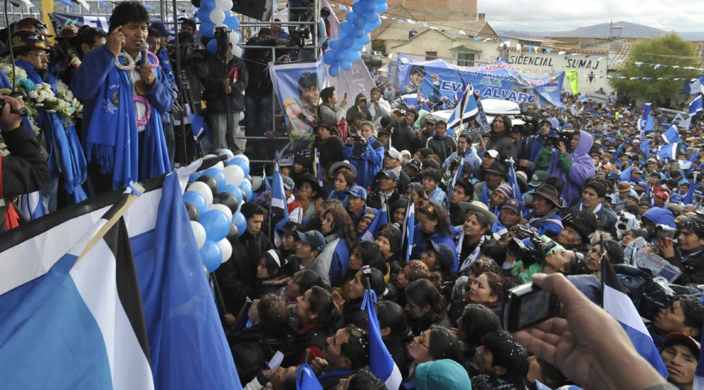Elecciones Bolivia 2019