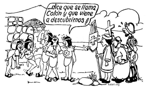 Ocupación, saqueo y exterminio en América Latina