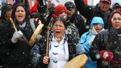Canada protestas