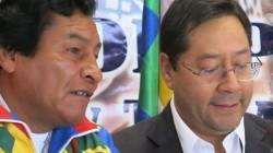 Félix Cárdenas Viceministro de Descolonización