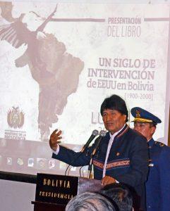 Un siglo de intervención de EE.UU. en Bolivia 1900-2000