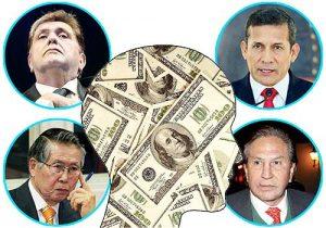 La corrupción en el cerebro de exmandatarios