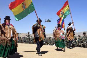 Proceso de Cambio en Bolivia