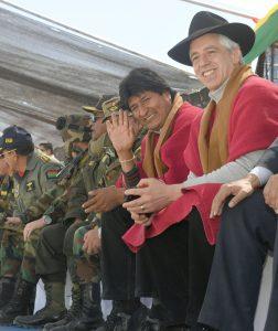 192 aniversario de Bolivia