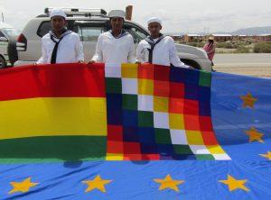 Bandera marítima. Foto: katari.org