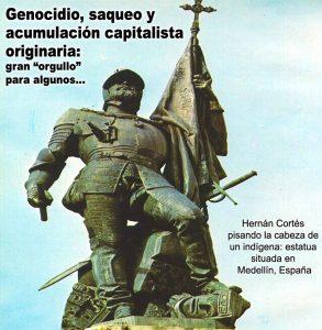 Genocidio y saqueo