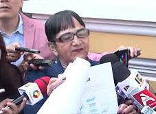 carta de la oposición boliviana